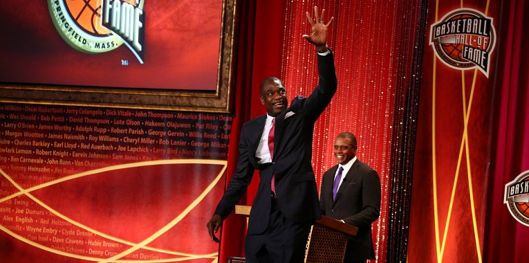 Dikembe Mutombo of DRC Enshrined in Basketball Hall of Fame