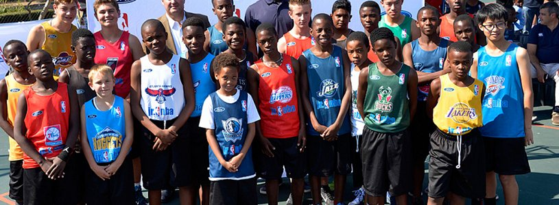 NBA Jr. League Launches in Johannesburg