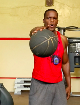 Boxing vs Basketball Fitness Test